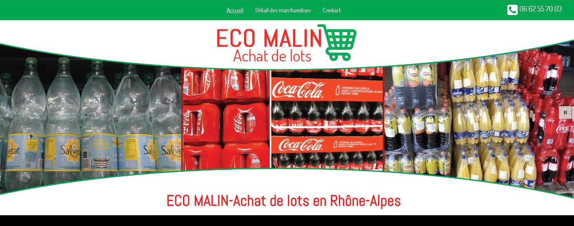 Eco Malin - avis sur sa campagne Google Ads faite par local.fr
