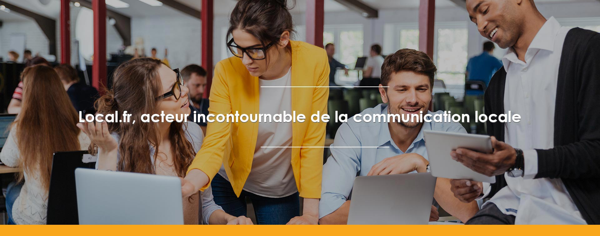 Local.fr acteur incontournable de la communication locale